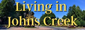 Living in Johns Creek