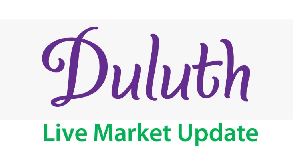 Duluth Market Update