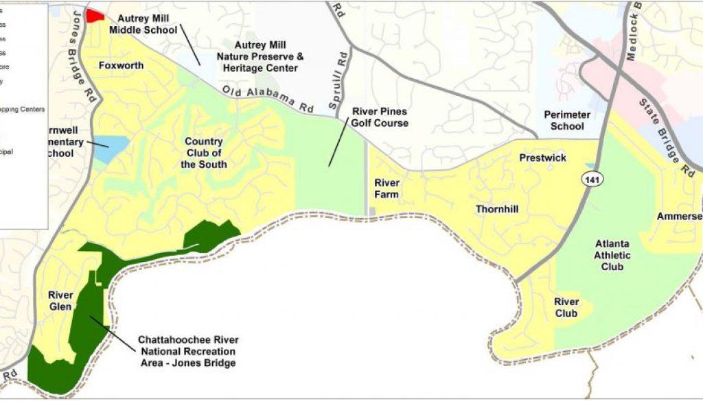River Estates: Future Land Use Map